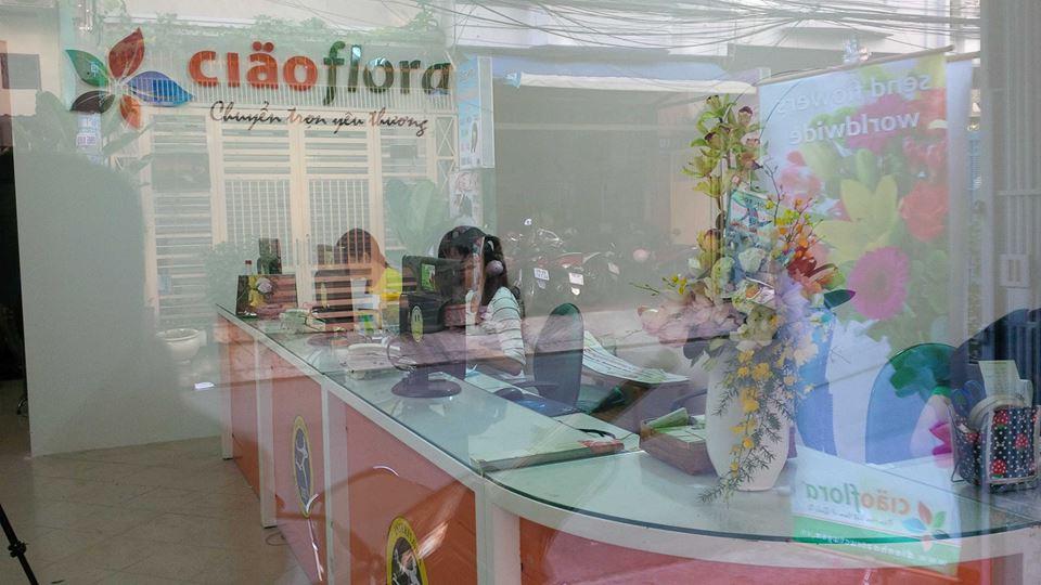 Ciaoflora Contact Center