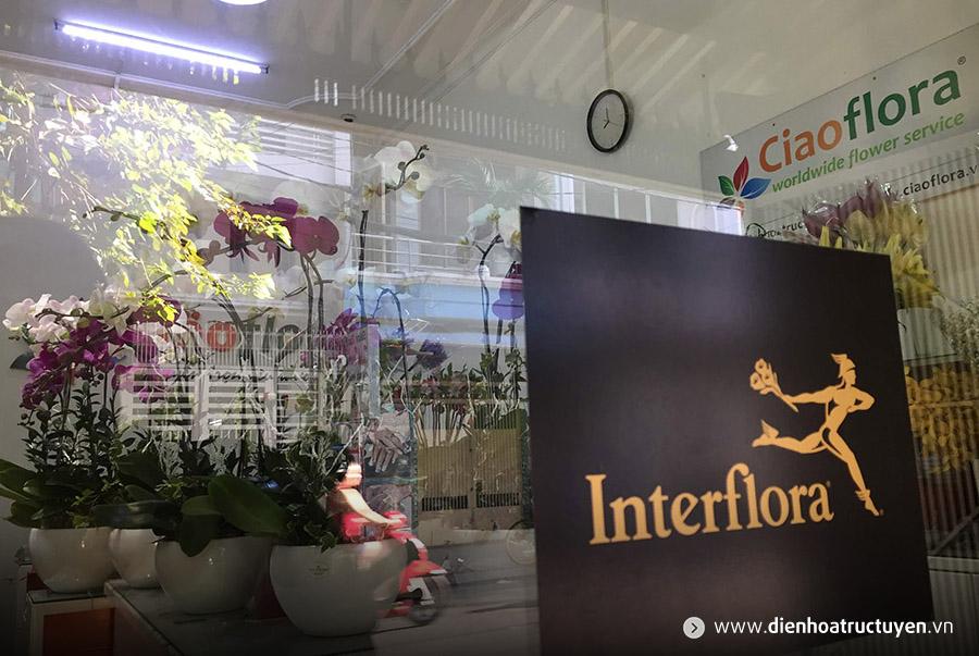 Shop hoa tươi tại Sài Gòn